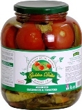 Assorti cucumber & tomatoes 1500ml