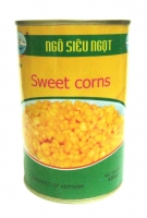 Canned sweet corn whole kernel 430gr