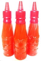 Chilli sauce in plastic bottle 200ml